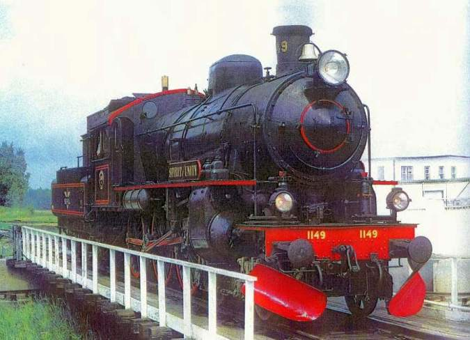 Swedish Railways 4-6-0