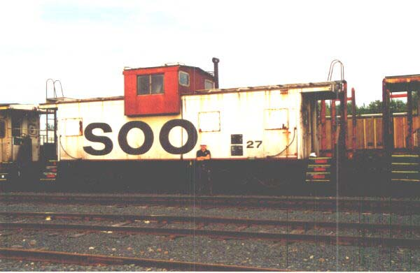 SOO Line Cabooses :: Rail Merchants International, Inc