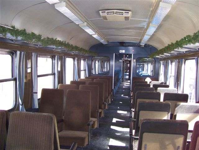I on Us Rail Cars